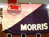 MORRIS モーリス 旗 オリジナル
