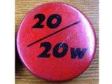 オイル・ボトル・トップビンテージ(赤) 1個