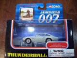 ミニカー  Corgi 「007 Thunderball」