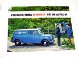 Morris Mini Van&Pick-up オリジナル 当時もの