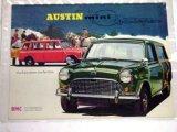 Austin Mini Countryman  オリジナル 当時物