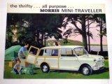 Morris Mini Traveller オリジナル 当時物