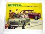 Austin Mini Saloon オリジナル 当時物