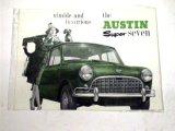 Austin Super Seven オリジナル 当時物
