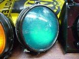 英国製 信号機ライト(ブルー)