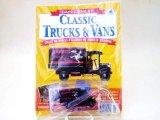 ミニカー CLASSIC  Truckes&Vans