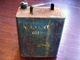 オイル缶 Esso
