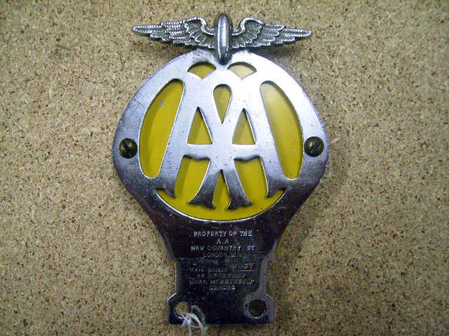 画像4: AA カーバッジ オリジナル