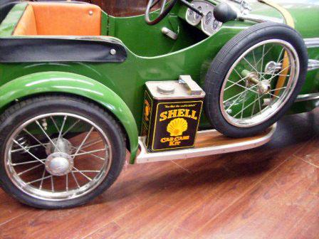 画像3: ペダルカー Bentley 4 1/2 Litre ベントレー 4 1/2リットル