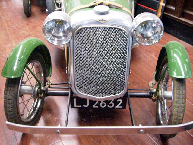 画像4: ペダルカー Bentley 4 1/2 Litre ベントレー 4 1/2リットル
