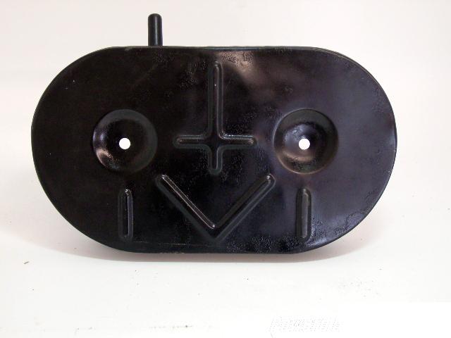 画像1: エアーフィルターボックス MK1 ツインSU1-1/4 鉄