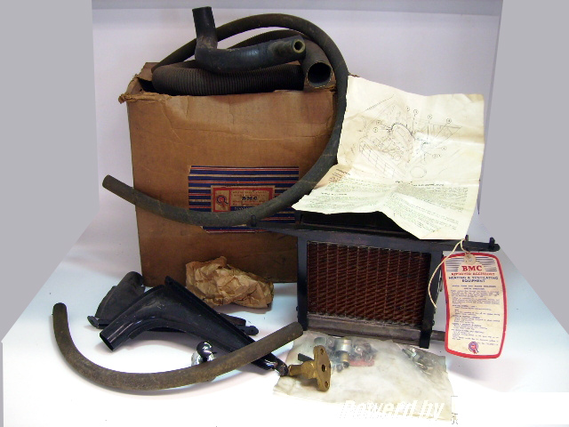画像1: ヒーターAssy MK1初期型 フルセット 純正 新品