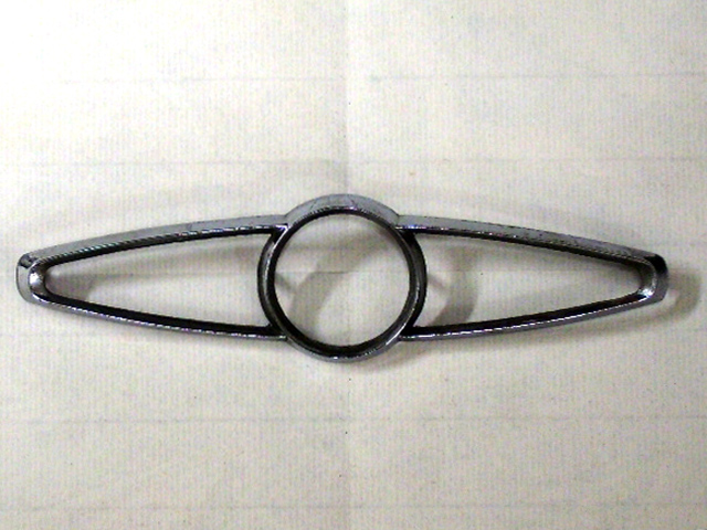 画像1: バッジ (リア) オースチン ミニ クーパー MK2 純正 未使用 ベゼル