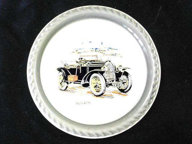 画像2: Wade社 Veteran Car シリーズ 絵皿 Bugatti