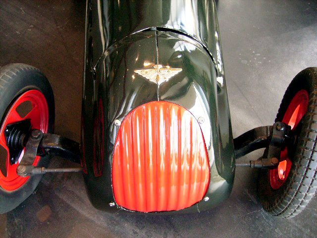 画像2: ペダルカー Austin Pathfinder オースチン パスファインダー(グリーン)