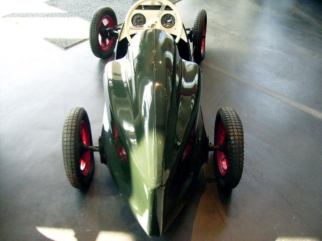 画像3: ペダルカー Austin Pathfinder オースチン パスファインダー(グリーン)