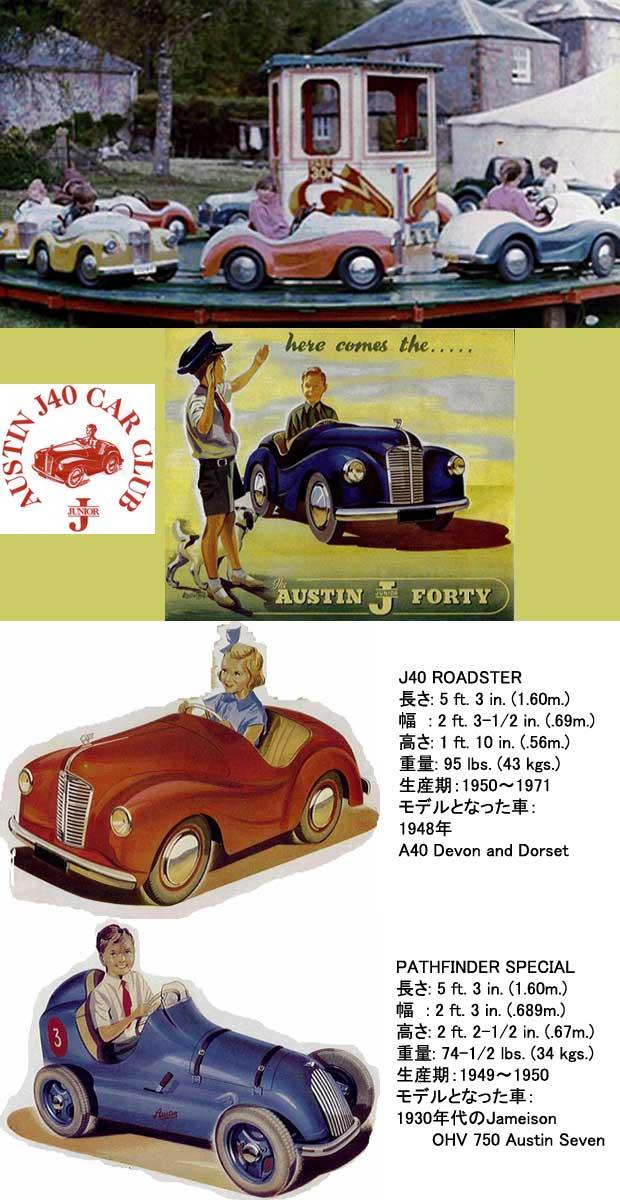 画像5: ペダルカー Austin Pathfinder オースチン パスファインダー(グリーン)