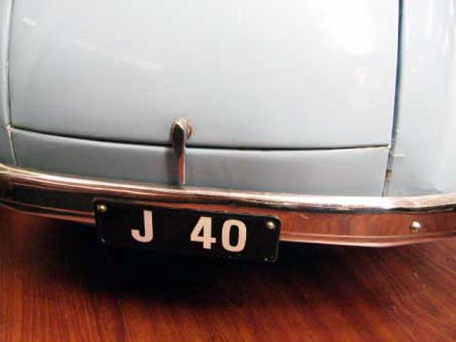 画像3: ペダルカー Austin J40 オースチンJ40(ペール ブルー)