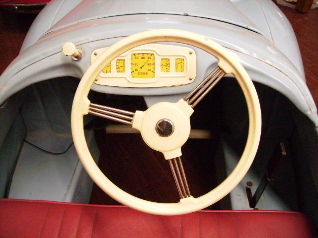 画像4: ペダルカー Austin J40 オースチンJ40(ペール ブルー)