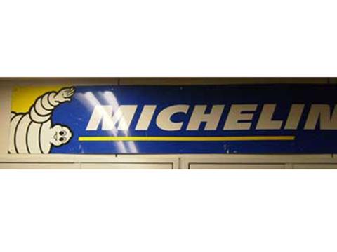 画像1: サインボード Michelin