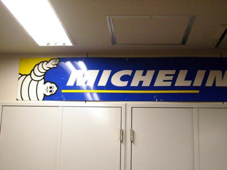 画像2: サインボード Michelin