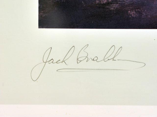 画像5: 額入り John Cooper(ジョン・クーパー)Jack Brabum(ジャック・ブラバム)サイン入り