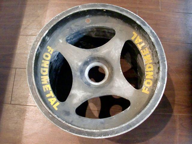 画像2: マグネシウム ホイール FI Tyrrell 1本