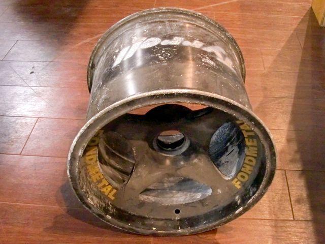 画像5: マグネシウム ホイール FI Tyrrell 1本