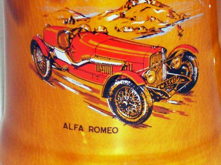 画像2: Wade社 Veteran Car シリーズ マグカップ Alfa Romeo