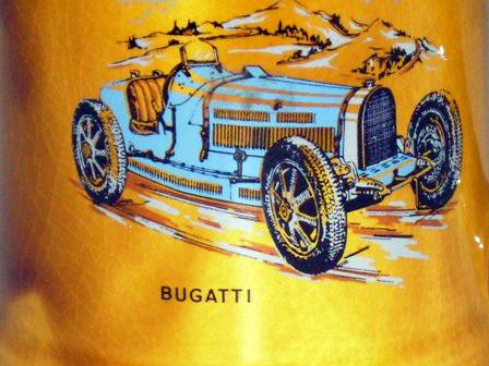 画像2: Wade社 Veteran Car シリーズ マグカップ Bugatti