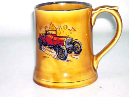 画像1: Wade社 Veteran Car シリーズ マグカップ Itala