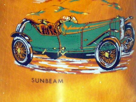 画像2: Wade社 Veteran Car シリーズ マグカップ Sunbeam