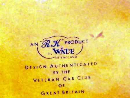 画像3: Wade社 Veteran Car シリーズ マグカップ Sunbeam