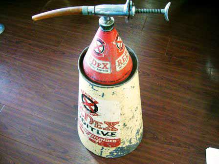 画像1: オイル缶&オイル差し Redex