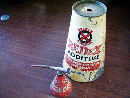 画像2: オイル缶&オイル差し Redex