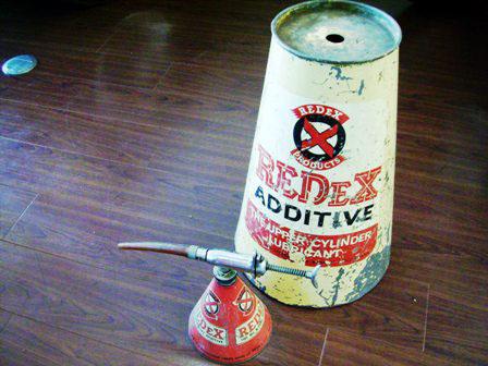 画像4: オイル缶&オイル差し Redex