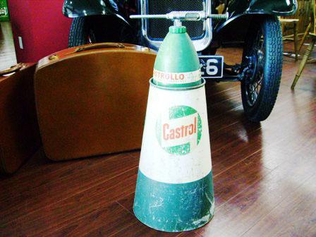 画像3: オイル缶&オイル差し Castrol