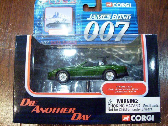 画像1: ミニカー  Corgi 「007 Die another day」