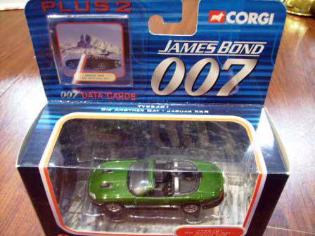 画像2: ミニカー  Corgi 「007 Die another day」
