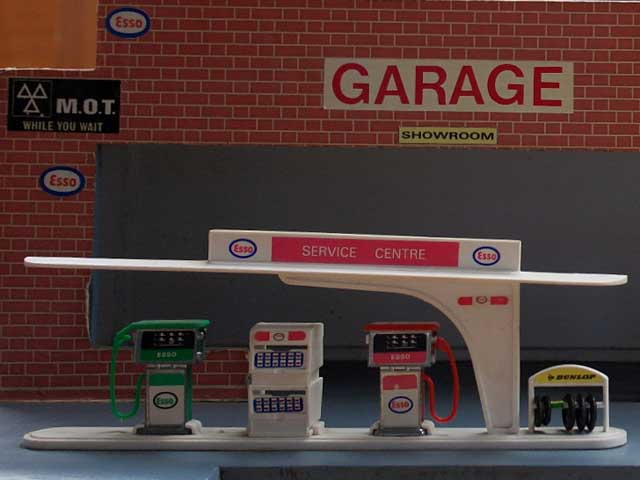 画像4: ガソリンスタンド/ガレージ c1960