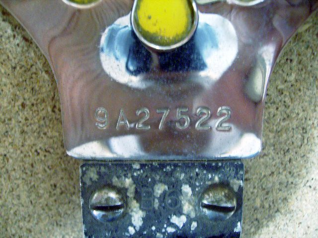 画像4: AA バッジ オリジナル ブラケット付き