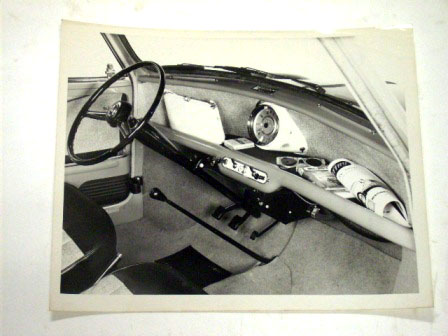 画像1: フォト 1959y' Mini プレス用 オリジナル 当時物
