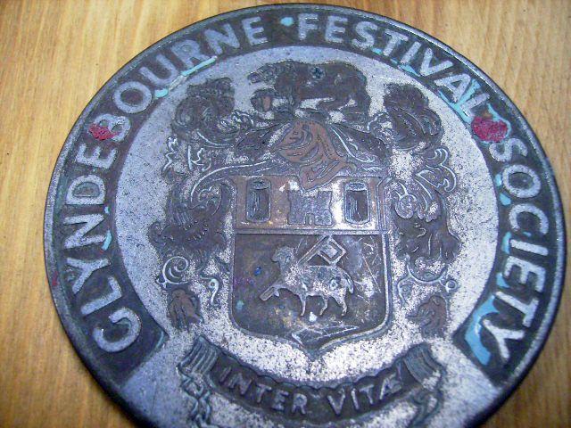 画像4: CLYNDEBOURNE FESTIVAL SOCIETY バッジ