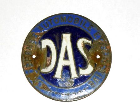画像1: DAS バッジ