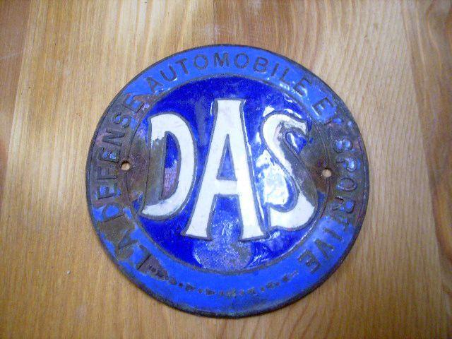 画像2: DAS バッジ