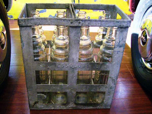 画像1: オイルボトル 8本セット Esso