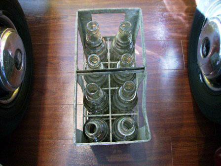 画像2: オイルボトル 8本セット Esso