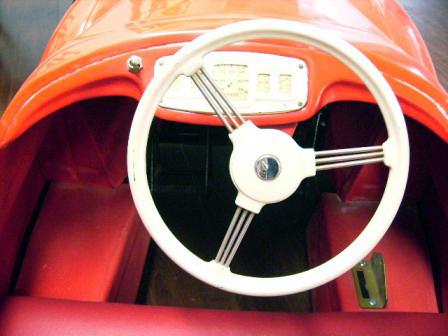 画像3: ペダルカー Austin J40 オースチンJ40(レッド)