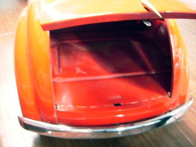画像4: ペダルカー Austin J40 オースチンJ40(レッド)