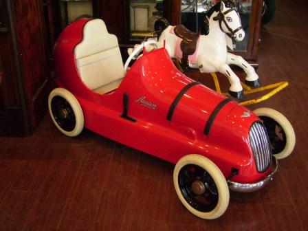 画像1: ペダルカー Austin Pathfinder オースチン パスファインダー(レッド)